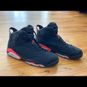 Jordan's 6 Infrared